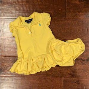 *** Ralph Lauren*** dress 9 months
